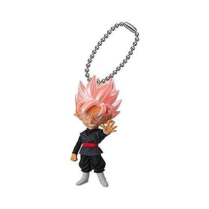 Dragon Ball Z DBZ Oscuro Negro Hijo Goku Figura Llavero ...
