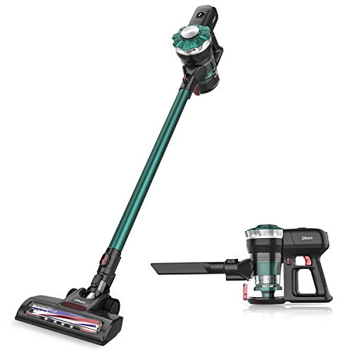 New Dibea TT8 Cordless Vacuum, Cordless Stick Vacuum Cleaner with 12KPa Power Suction, Lightweight 2...