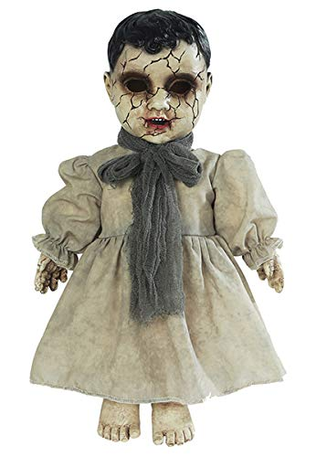Demon Baby Halloween Prop (Seasonal Visions Forgotten Doll with)