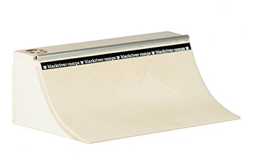 Blackriver Ramps Fingerboard Pocket Quarter Pipe