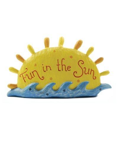 In The Sun' on ocean Base