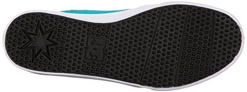 TX Unisex Men's DC Shoe Black Skate Trase Turquoise qtZccOEg