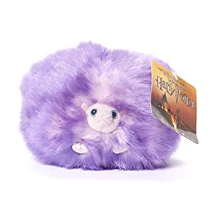 amazon com wizarding world of harry potter purple pygmy puff plush