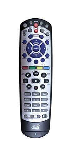 Dish Network 20.1 #1 Satellite Receiver Remote