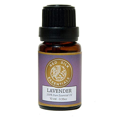 100% Pure Undiluted Essential Oil - Lavender -