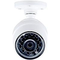 Câmera de Segurança WiFi HD Externa, Intelbras, IC5, Branca
