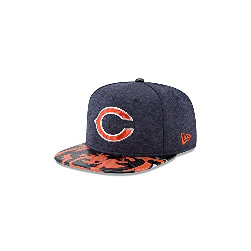 New Era Chicago Bears Draft On Stage 2017 NFL Limited Edition Snapback Cap M L 9fifty 950
