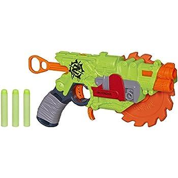 Nerf Zombie Strike Blasters | Nerf Longshot | Nerf Toys