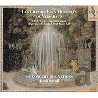 Jordi / Concert Nations Savall - Grandes Eaux Musicales De Versaille