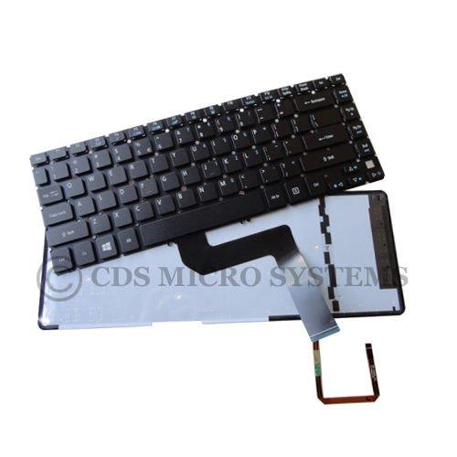 (9Z.N8DBQ.B1D New Genuine Acer TravelMate X483 Backlit Laptop Keyboard)