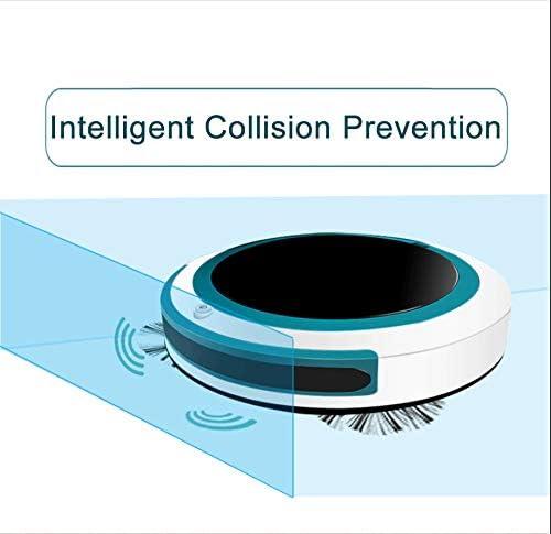 anruo 220 V Smart Robot Aspirateur Automatique Sec Balayage Humide sans Fil sans Fil Auto Poussière Balayeuse Machine Anti Goutte pour Le Nettoyage À Domicile