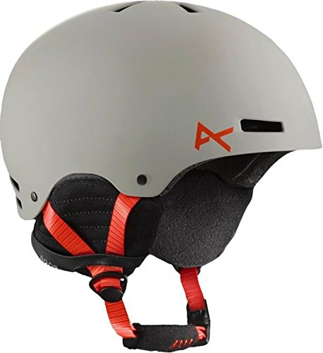 Anon Raider Helmet (Gray) Large : : Gray