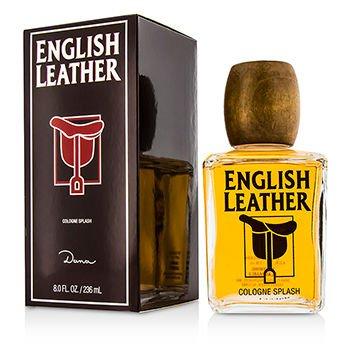 8 Ounce Splash (Dana English Leather Cologne Splash For Men 236Ml/8Oz)