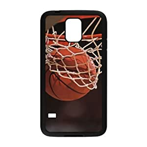 basketball DIY Cover Case with Hard Shell Protection for SamSung Galaxy S5 I9600 Case lxa#244695