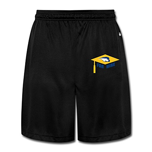 CYANY Hofstra University Pride For Hire Breathable Athletic Golf Men's Performance Shorts Sweatpants (Hofstra Costume Shop)