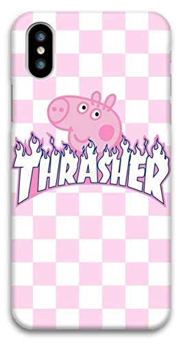 Amazon Com Featuring Thrasher And Peppa Pig Compatible With Iphone