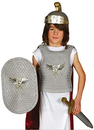 Boys Girls Roman Helmet Sword Shield Armour