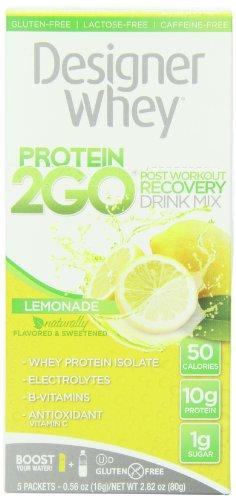 Designer Protein 2Go Drink Mix...