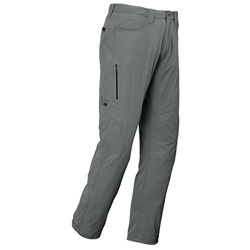 Outdoor Research Ferrosi Pant, 38, Pewter