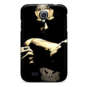 Scratch Resistant Hard Cell-phone Case For Samsung Galaxy S4 (SCN18232PHNV) Provide Private Custom Vivid Punisher Pictures