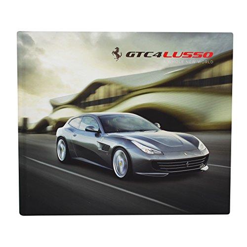 Ferrari Enzo Four (Ferrari GTC4 Lusso Brochure)