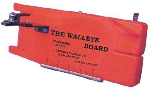 Church Tackle The Walleye Board Planer Board, - Tackle Church