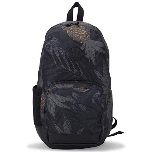 Hurley Blockade II Back Bay 21L Backpack - (Hurley Black Backpack)
