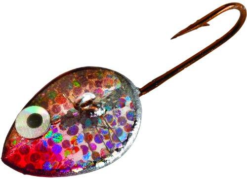Lindy Foo Flyer - Silver Shiner - 1/8 oz