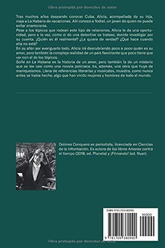 Soñé en La Habana: Amazon.es: Conquero, Dolores: Libros
