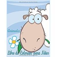 Animales Libro de Colorear para Niños: Libro