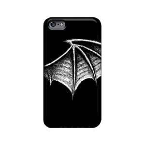 VIVIENRowland Iphone 6plus Protector Cell-phone Hard Covers Provide Private Custom Trendy Avenged Sevenfold Pattern [AXV1720jRoc]