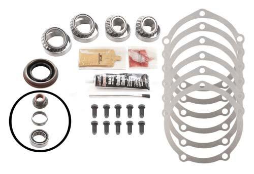 Motive Gear R9RMKT Master Bearing Kit with Timken Bearings Ford 9 2.891 BORE LM10291