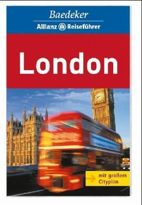 Baedeker Allianz Reiseführer, London (Marco Polo German Travel Guides)