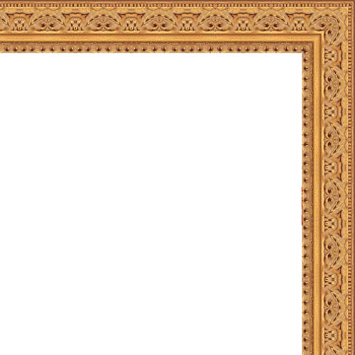 Amazoncom Veedaf 6x12 6 X 12 Antique Gold Solid Wood Frame With