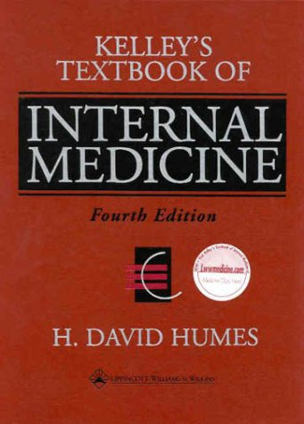 Kelley's Textbook of Internal Medicine 4th Edition PDF