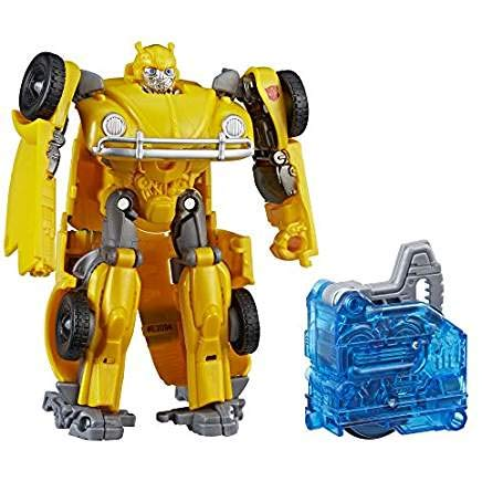 Energon Igniters Bumblebee VW Beetle Transformer Action Figure 5""