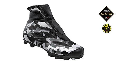 Chaussures Northwave Celsius 2 GTX Camouflage-Noir 2016