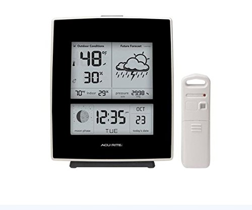 acurite-wireless-digital-weather-station-forecaster-with-humidity-03001w1-black