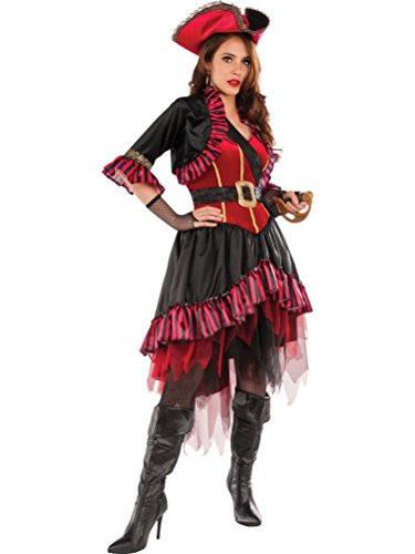 (Rubie's Costume Co Women's Lady Buccaneer Costume, As Shown,)