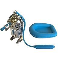 Infusor de té–Saltador–azul