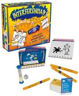 Goliath 118-76203 Juego Interferencias, Multicolor, 1: Amazon.es: Juguetes y juegos