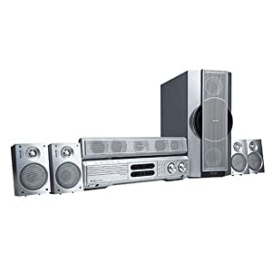 Philips MX3900D 5-DVD/CD Home Theater System (Discontinued by Manufacturer)