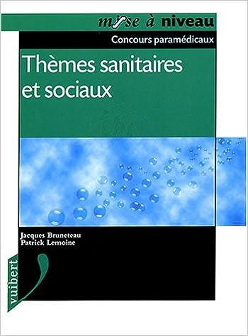 Livres gratuits Thèmes sanitaires et sociaux pdf, epub ebook