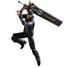 Square Enix Final Fantasy XV-Gladiolus Play Arts Kai Action Figure
