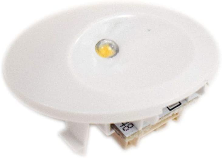 GE WR55X25754 Refrigerator LED Light and Cover Assembly Genuine Original Equipment Manufacturer (OEM) Part