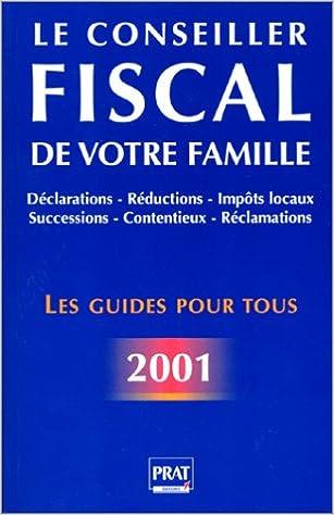 Livre gratuits Le Conseiller fiscal de votre famille pdf, epub