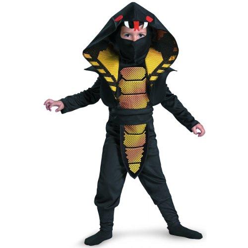 Cobra Ninja Toddler Costume - Toddler Large]()