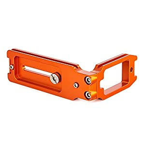 3 Legged Thing QR11-LC Universal L-Bracket (Orange) (Color: Orange)