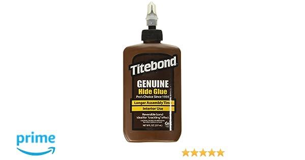 Titebond 5013 - Líquido Ocultar Glue (8Oz Botella): Amazon.es: Bricolaje y herramientas