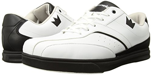 Black Brunswick White Shoe Vapor Mens Black Bowling White OTXOqx